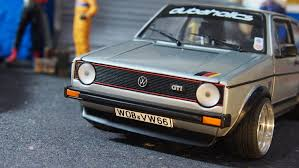 volkswagen golf mk1 modified modified tuning mk1 vw golf gti u2014 cs diecast tuning