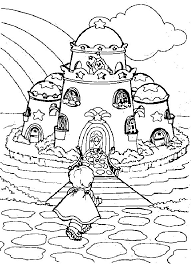 22 rainbow brite coloring pages images rainbow