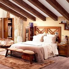 chambre bois lit bois exotique pour adulte chambre bois exotique calligari shop