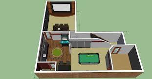 home theater construction plans the miller basement theater bar gameroom build avs forum home