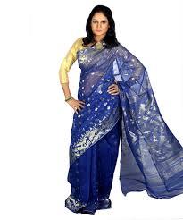dhakai jamdani sarees dhakai jamdani sarees traditional royal blue jamdani saree
