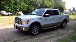 f150 ford trucks for sale 4x4 used 2009 ford f 150 supercrew king ranch 4x4 for sale in maine