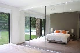 Customized Closet Doors Mirror Design Ideas Big Garden Wardrobe Mirror Sliding Doors