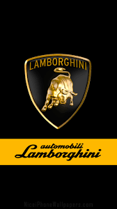 lamborghini symbol lamborghini logo wallpaper for iphone image 350