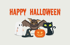 cute halloween vectors u2014 medialoot