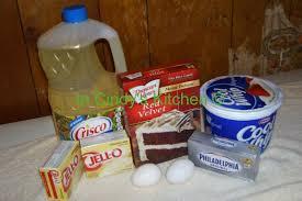 in cindy u0027s kitchen red velvet poke cake