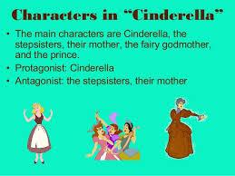 elements short story cinderella examples