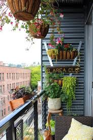18 amazing ideas for spring decor on your balcony style motivation