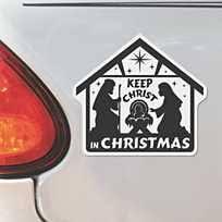 Christmas Reindeer Car Decoration Kit by Plush Red Nosed Reindeer Car Decorating Kit