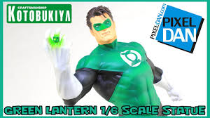 green lantern artfx kotobukiya 1 6 scale statue dc comics video
