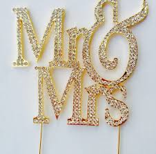 gold monogram cake toppers monogrammed wedding cake topper weddings