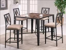 High Top Kitchen Table Sets In Small Kitchen Spaces - High top kitchen table