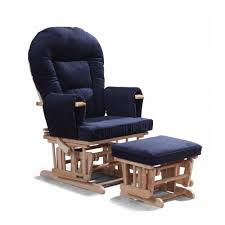 navy blue glider and ottoman navy supremo bambino nursing glider chair nursery 2 pinterest
