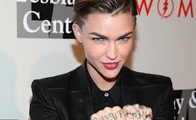 how to get ruby rose haircut celebrity ruby rose hair changes photos video