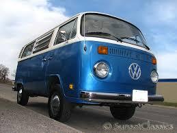 1977 7 passenger vw bus for sale