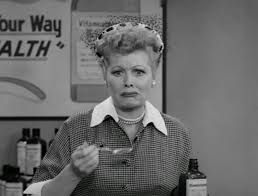 i love lucy s01 e30 u2013 lucy does a tv commercial lucy