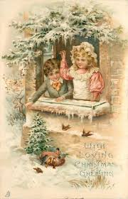 432 best vintage christmas cards images on pinterest vintage