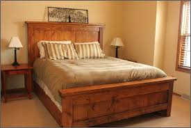 How To Build A Bed Frame And Headboard How To Build A Wood Bed Frame Loccie Better Homes Gardens Ideas