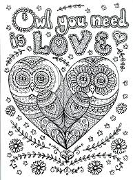 owl coloring pages adults free detailed owl coloring pages