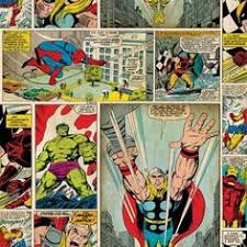 marvel wrapping paper comic wrapping paper 427 marvel comic heroes crafts