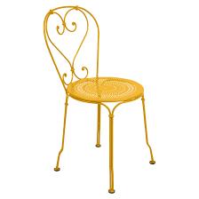 Aubergine Armchair 1900 Chair Metal Chair Garden Furniture