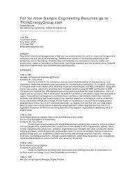 Cover Letter Speculative Industrial Engineering Cover Letter Gallery Cover Letter Ideas