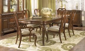evolution queen anne dining 7 piece set haynes furniture