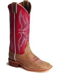 womens square toe boots size 12 s justin boots size 12 w country outfitter