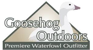 Rogers Goosebuster Blind North Dakota Spring Snow Goose Outfitters Goosehog Outdoors