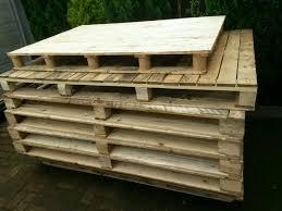 instant pallet decking shed base chicken hut patio furniture