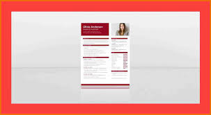 Html Resume Builder Resume Template Open Office Free Brochure Templates For
