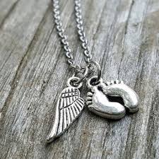 infant loss gifts best miscarriage necklace products on wanelo