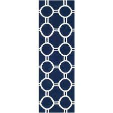 Navy Blue Runner Rug Blue Runner 3 And Larger Area Rugs Rugs The Home Depot