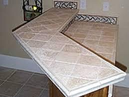tile kitchen countertops ideas stunning kitchen countertop tile design ideas contemporary