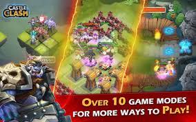 game castle clash mod apk download castle clash 1 3 4 apk downloadapk net
