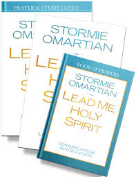 lead me holy spirit gift set stormie omartian