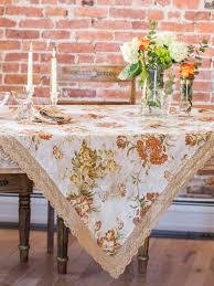 conservatory linen tablecloth linens kitchen tablecloths