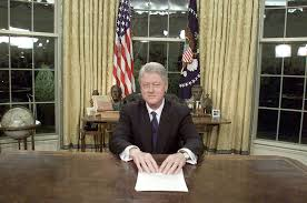 Bill Clinton Hometown by A History Of The Presidential Farewell Address History In The
