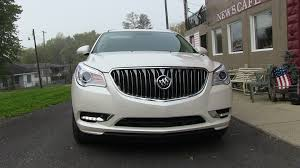 Buick Enclave 2013 Interior 2013 Buick Enclave Revealed Inside And Out