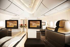 10 most luxurious high class airline cabins luxuori magazine