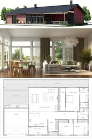 Best Single Story Floor Plans by 190 Best Home Plans Single Story Images On Pinterest Small