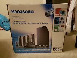 panasonic blu ray 3d home theater system used panasonic sc btt590 all in one home cinema in ub2 southall