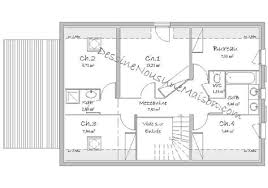 plan maison 100m2 3 chambres plan maison etage 100m2 3 plan maison plain pied 3 chambres