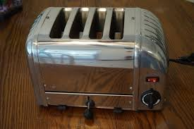 Cuisinart 4 Slice Toaster Cpt 180 Dualit Classic 4 Slice Toaster Model 84 Us 1800 Watts Made In
