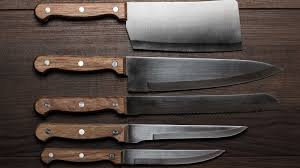 kitchen knive five knives every home chef should own