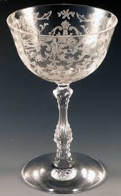 Wine Goblets 9 Best Vintage Stemware Wine Goblets U0026 More Images On Pinterest