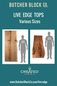 173 best butcherblockco favorites images on pinterest butcher liveedge wood slabs in a variety of sizes finished and