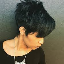 womens hairstyles short front longer back 80 amazing short hairstyles for black women bun braids