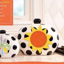 coton colors happy everything plate happy everything big cookie jar black retired the bugs ear