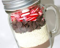 hot cocoa gift set hot chocolate spoons etsy